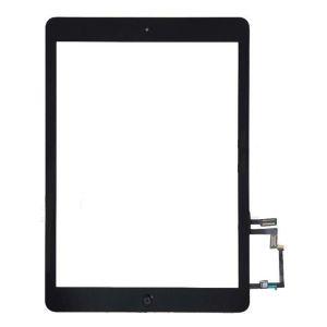 Тачскрин Apple iPad 2017/iPad Air (в сборе с кнопкой Home) (black) Оригинал