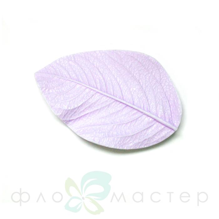 Молд лист шиповника