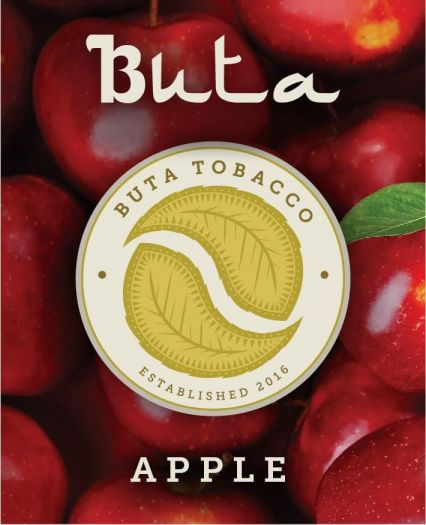 Табак Buta - Apple (Красное Яблоко, 50 грамм)