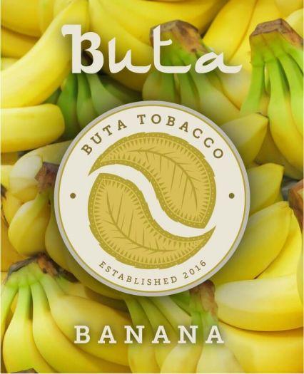 Табак Buta - Banana (Банан, 50 грамм)