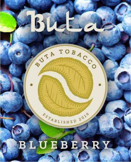 Табак Buta - Blueberry (Черника, 50 грамм)