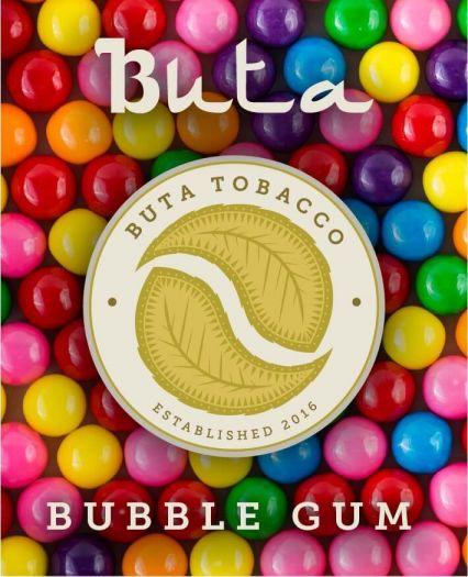 Табак Buta - Bubble Gum (Сладкая Жвачка, 50 грамм)