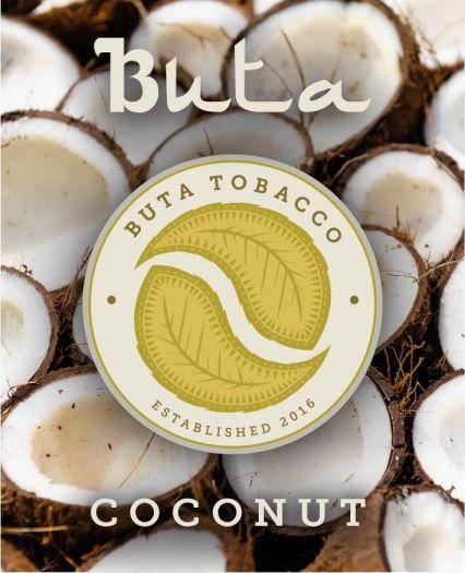 Табак Buta - Coconut (Кокос, 50 грамм)