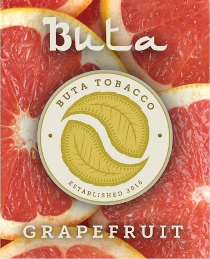 Табак Buta - Grapefruit (Грейпфрут, 50 грамм)