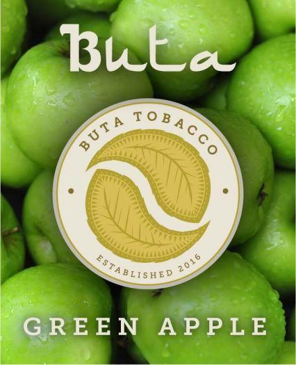 Табак Buta - Green Apple (Зеленое Яблоко, 50 грамм)