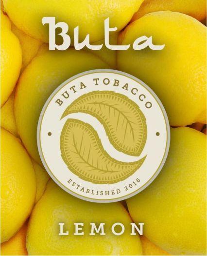 Табак Buta - Lemon (Лимон, 50 грамм)