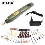 Мини электродрель HILDA+аксессуары
