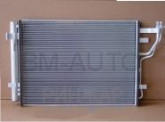 Радиатор кондиционера Hyundai Elantra IV