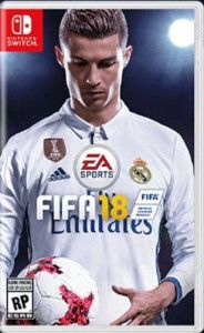 Игра Fifa 18 (Nintendo Switch, русская версия)