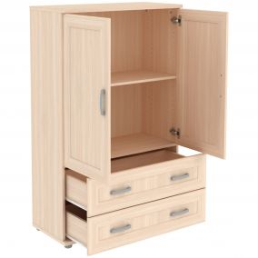 УК- 302.07 Шкаф для одежды  1420x900x400  мм (ВxШxГ)