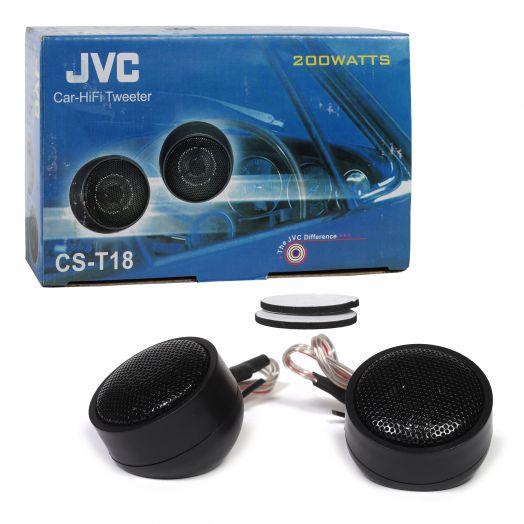 Автомобильные твитеры JVC CS-T18 (пищалки)