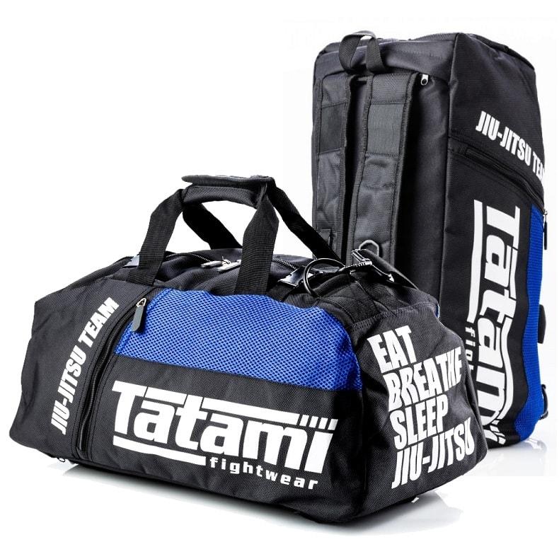Сумка-рюкзак Tatami Jiu Jitsu Team BU
