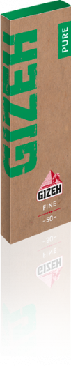Сигаретная бумага Gizeh Pure Fine Hemp