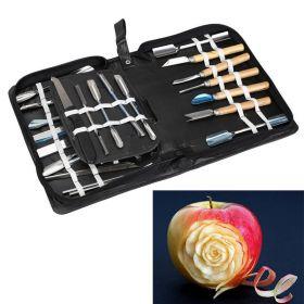 Набор инструментов для художественной кулинарии (карвинга)