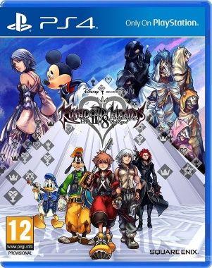 Игра Kingdom Hearts HD 2.8 Final Chapter Prologue (PS4)