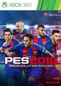Игра PES 2018 Pro Evolution Soccer. Premium Edition (Xbox 360)