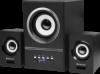 Акустическая 2.1 система V10 11 Вт, FM/MP3/USB