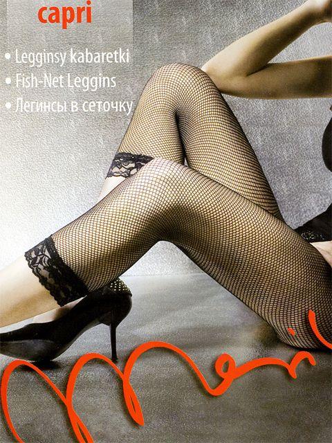 Укороченные леггинсы-капри