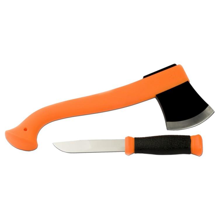 Набор Нож и топор Mora Outdoor 2000 kit MG
