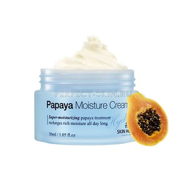 The Skin House Hydra Papaya Moisture Cream