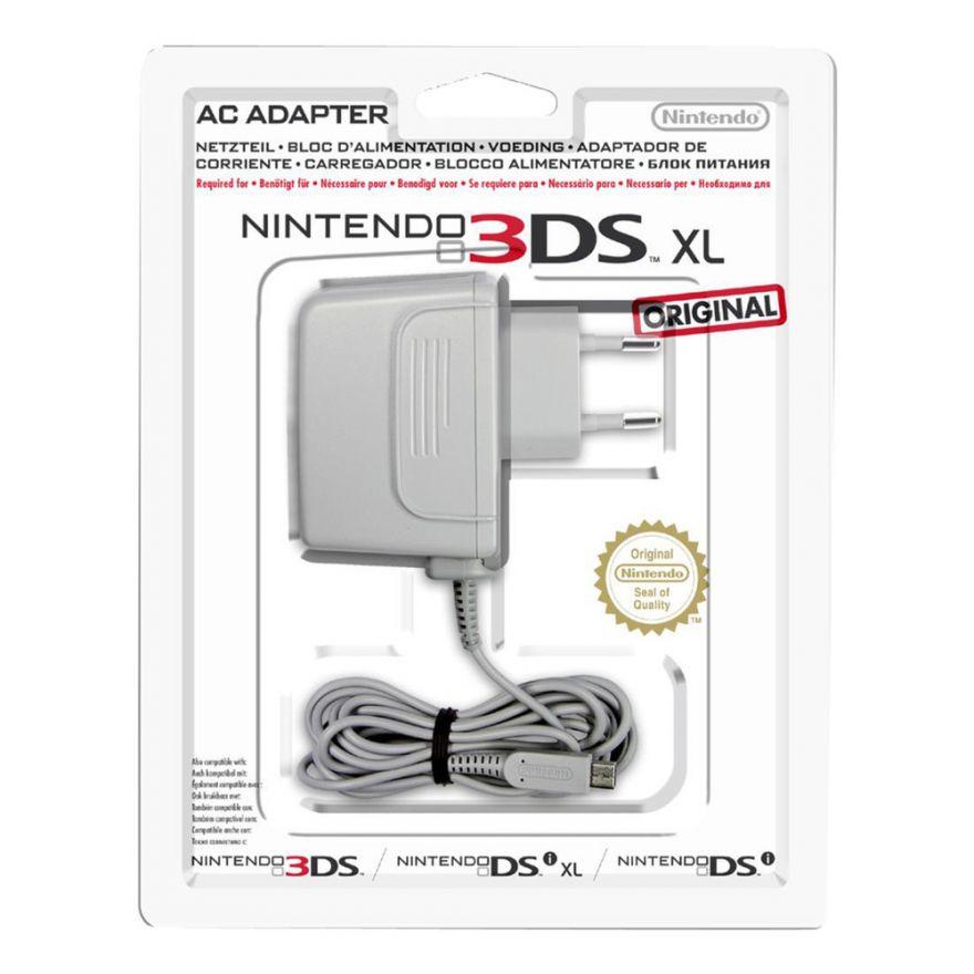 Зарядное устройство для Nintendo 3DS,3DS XL, 2DS, DS i