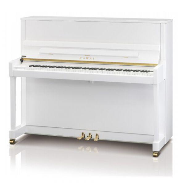 Акустическое фортепиано Kawai K300 цвет белый