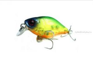 Воблер Jackall Chubby 38 38 мм / 4 гр / плавающий / цвет:lime squash