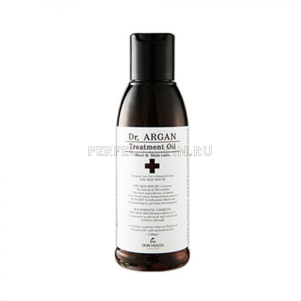 The Skin House Dr. Argan Treatment Hair Oil