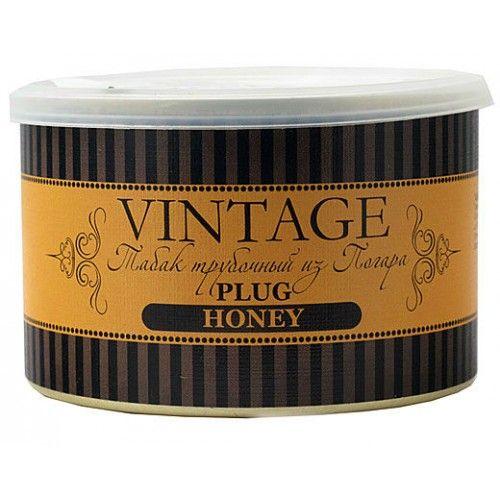 Трубочный табак VINTAGE Plug Honey