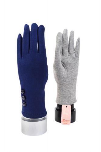 """Перчатки женские с мехом  """"Мария"""" № 806"""