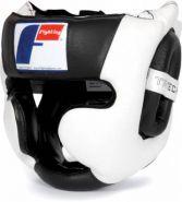 Шлем боксерский тренировочный Fighting Sport FULL FSPFF
