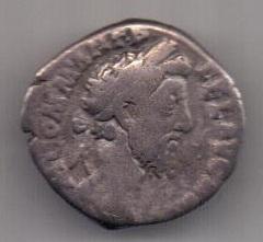 денарий Коммод .Рим 177-192 гг.
