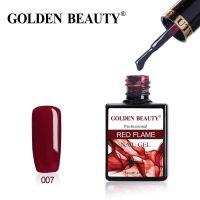 Golden Beauty Red Flame 07 гель-лак, 14 мл