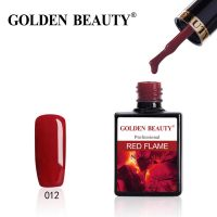 Golden Beauty Red Flame 12 гель-лак, 14 мл
