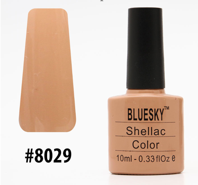 Гель-лак Bluesky Shellac Color 10ml №8029