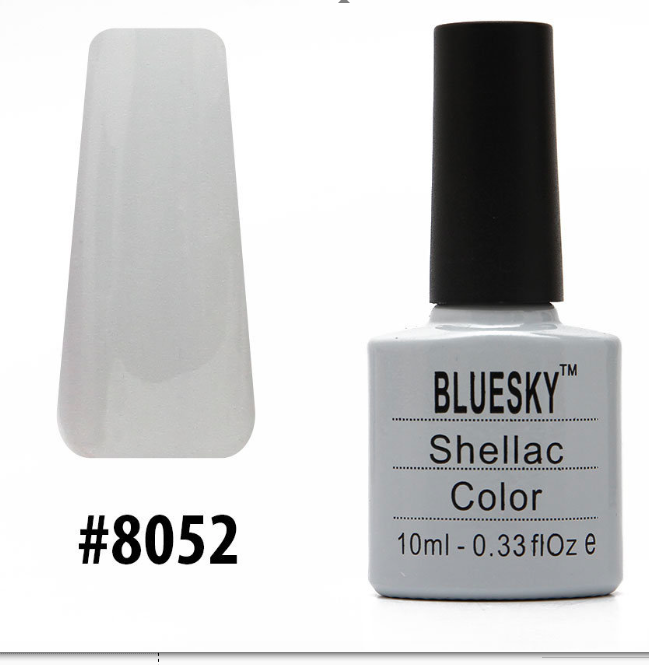Гель-лак Bluesky Shellac Color 10ml №8052