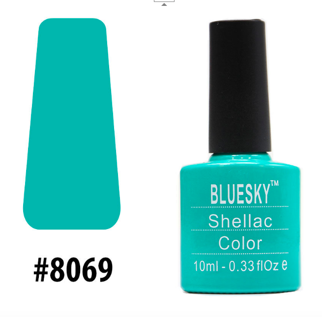 Гель-лак Bluesky Shellac Color 10ml №8069