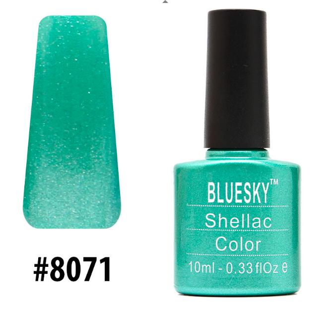 Гель-лак Bluesky Shellac Color 10ml №8071
