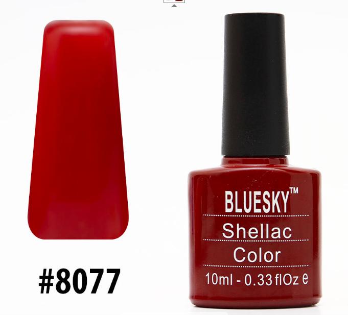Гель-лак Bluesky Shellac Color 10ml №8077