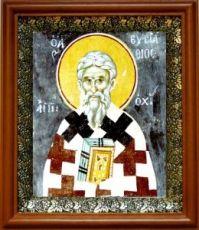 Евстафий Антиохийский (19х22), светлый киот