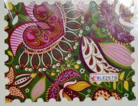 Водная наклейка для дизайна ногтей BLE 2575