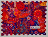 Водная наклейка для дизайна ногтей BLE 2578