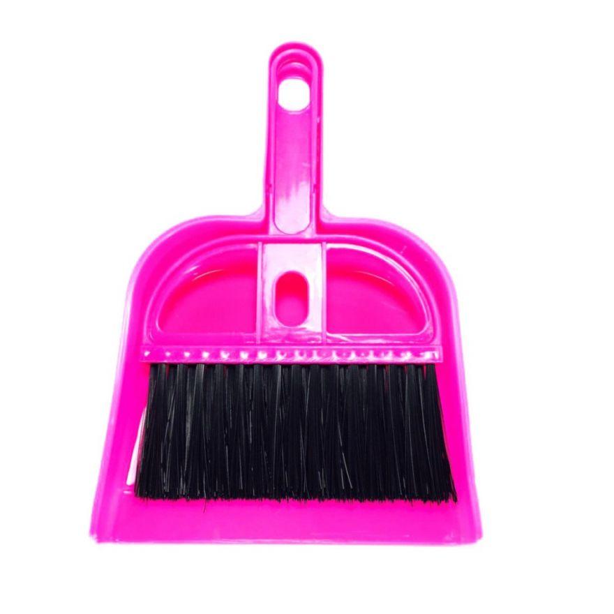 Набор мини-метёлка и совочек Mini Dustpan Set