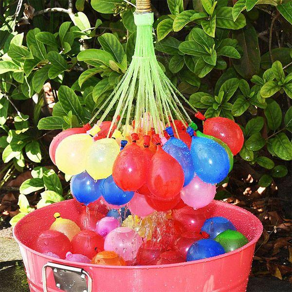 Водяные шары Magic Balloons, 111 шт.