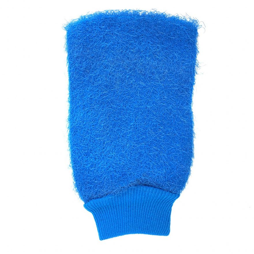 Мочалка-массажер в форме рукавицы Bath Towel, 13*21 см