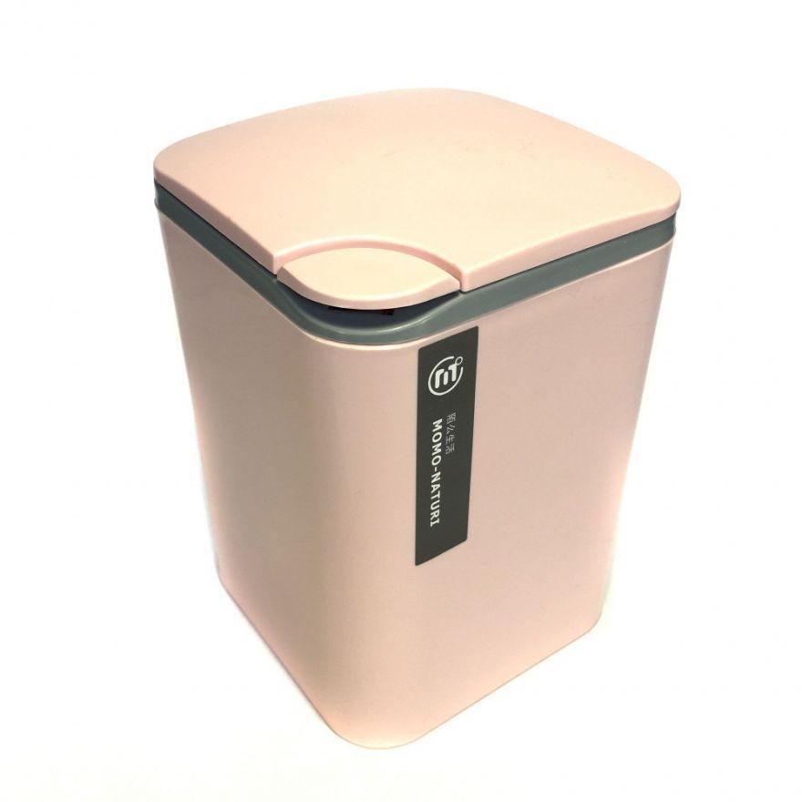 Пластиковый контейнер для мусора Momo-Naturi