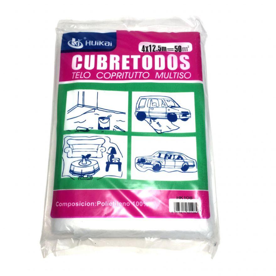 Защитный бытовой покрывной материал Cubretodos