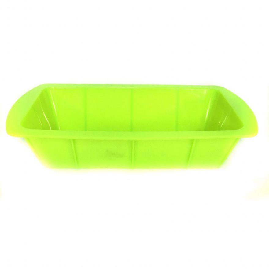 Форма для выпечки силиконовая прямоугольная