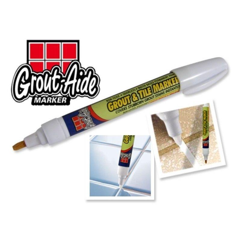 Карандаш для отбеливания сантехнических швов Grout-Aide