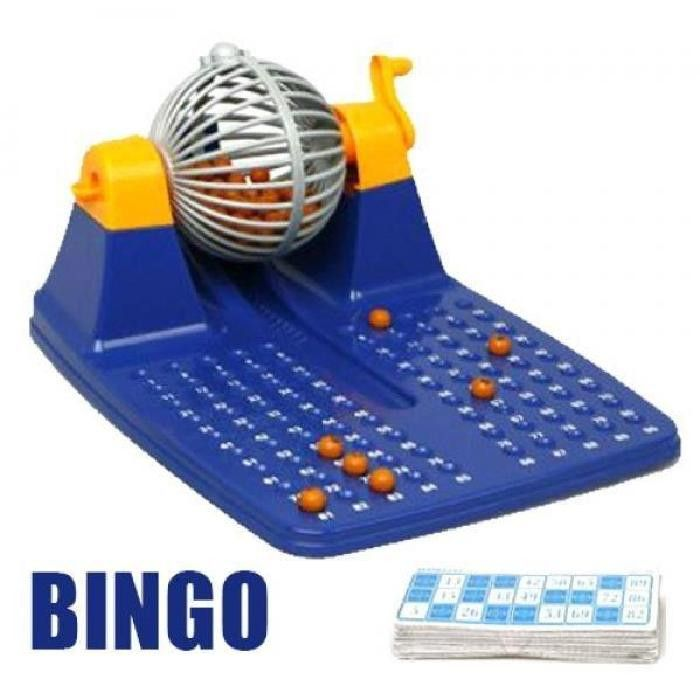 Настольная игра лото Bingo